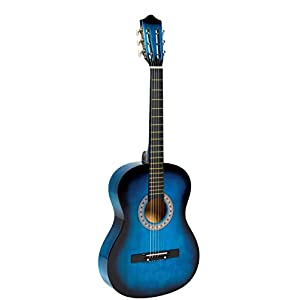 Chitarra Classica 1/2 colore Blu