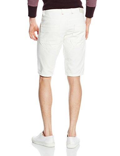 JACK & JONES Herren Shorts Weiß (White)