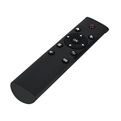 Andoer FM4 Magic Mando a Distancia Inalámbrico 2.4G Controlador Remoto para Android TV Box Smart TV TV-Dongle