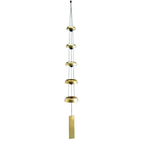 Woodstock Chimes - Campanelle tubolari in ottone