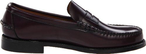 Sebago Classic, Mocassins (loafers) homme Rouge (CORDO Leather)