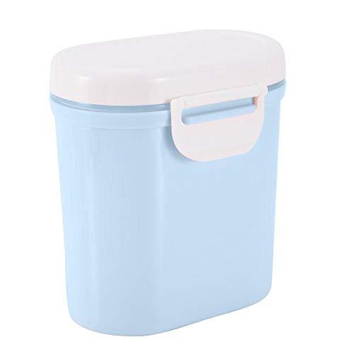 Baby Milchpulver Spender, Kids Formula Seal Aufbewahrungsbox Container Micro Kühlschrank Safe Kind Süßigkeiten Obst Snack Cup Kanister für Reisen Picknick