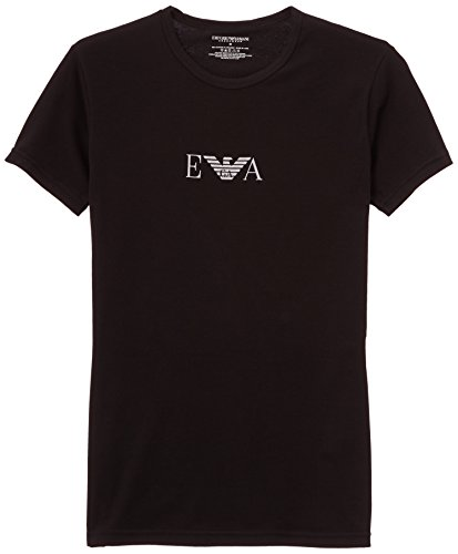 emporio-armani-stretch-bi-pack-crew-neck-t-shirt-black-nero-medium