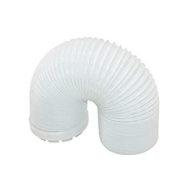 Ufixt® Creda 37761, 37763X, 37770, T400VW, T510VW, T512VW, T520VW, T522VW, T532VW and TDL30IS Tumble Dryer Vent Hose And Adaptor 2m
