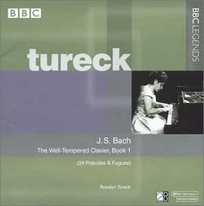 Bach Well Tempered Clavier Book 1 Amazon Co Uk Music