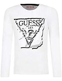 Guess T-Shirt Bimbo Art N91I00K820-TWHT Colore Foto Misura A Scelta 6b796a71a2dc