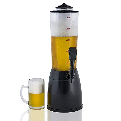 Gadgy ® Dispensador de Cerveza | 3,6 L. Bebidas Drink Dispenser