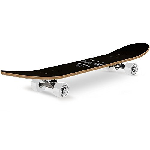 Skateboard - diseño - ABEC 7 Atlantic Rift - amortiguador de PU + PU de los rodamientos de ruedas de selección de colour gris