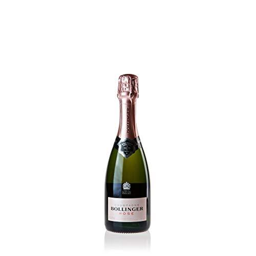 Bollinger Champagne Rosé Non Vintage Champagne, 37.5cl