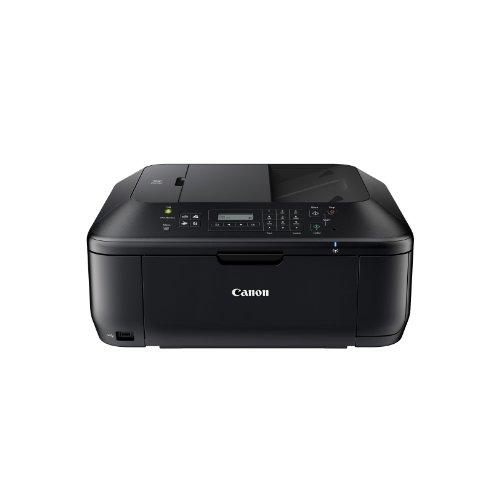 Canon Pixma MX535 Farbtintenstrahl-Multifunktionsgerät (Druckauflösung: 4,800 x 1,200 dpi, Drucker, Scanner, Kopierer, Fax, WLAN, USB) schwarz