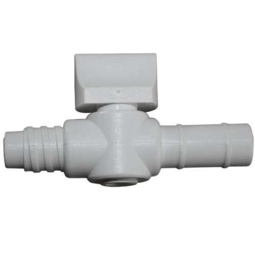 Irrigator Garnitur 3-teilig – weiß – mit Irrigator Hahn, Klistierrohr und Mutterrohr – zur vaginale oder rektalen Anwendung