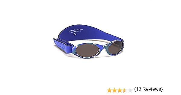 Sterntaler Banz Lunettes de Soleil Bleu 2-5 Ans