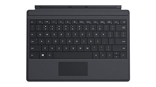 Microsoft Surface Type Cover schwarz (Microsoft Surface 3 Tastatur)