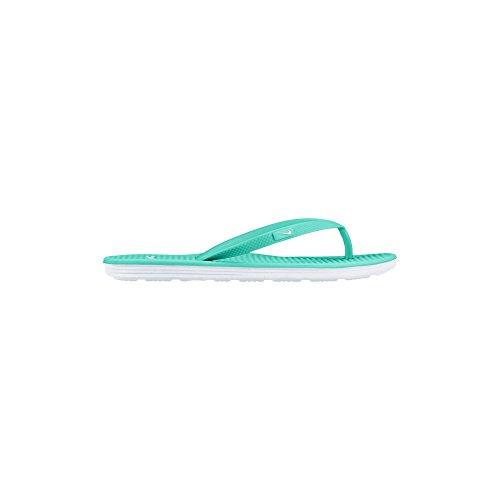 Nike Damen Wmns Solarsoft Thong 2 Flip-Flops, Türkis (Hyper Turq / White), 42 EU