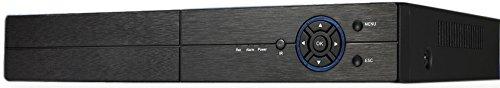 Avenir Video Recorder/Receiver/16 Anschlüsse AV-TR1604-4MP/AHD + TVI + CVI + IP + ANALOG (Hybrid) 2HDD/AV-TR3204-4MN 5in1 (AHD + TVI + CVI + FBAS + IP) - Hybrid-ip-systeme