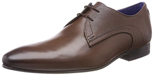 Baker Ted Herren Schwarz Brown Peair Derbys Braun 6xxSp8