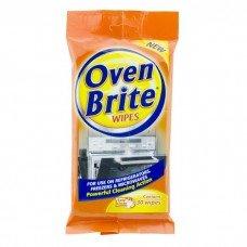 60Ofen Brite Tücher/2Packungen von 30