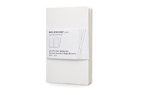 Moleskine Volant Pocket Plain White