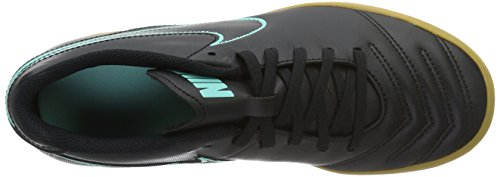 Nike Tiempox Rio Iii Ic, Chaussures de Foot Homme, Blanc, 41 EU Noir