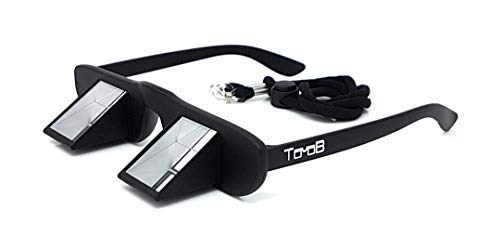 TooB Sicherungsbrille - Kletterbrille mit Brillenband und Etui mit Karabiner