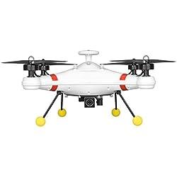 Laurelmartina H480 Brushless 5.8G FPV 700TVL cámara GPS Quadcopter Aviones UAV con OSD Impermeable Pesca Profesional RC Drone