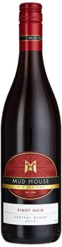 Mud House Wines Pinot Noir 2010/2012 (1 x 0.75 l)