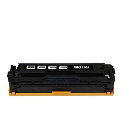 Bramacartuchos - Tóner compatible Non Oem para Hp 131A CF210A, Negro, HP Laserjet Pro 200 Colour M251nw, M251nd, MFP M276n, M276n, MFP M276nw, M276nw