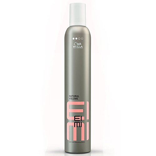 EIMI NATURAL VOLUME BLOW DRY LIGHT HOLD VOLUMISING MOUSSE 500ml by EIMI -