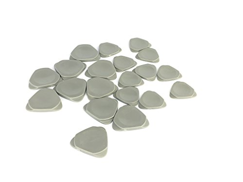 Silverhill Tools atp10bulk Triangle Plektren für Opening Tool Bulk Pack - Pack Plektren