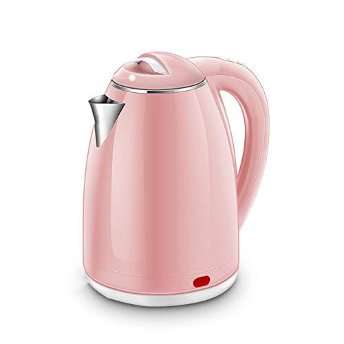 FASBHI Wasserkocher, Lebensmittelqualität Edelstahl Wasserkocher schnelle Wasserkocher große Kapazität ideal für das Aufbrühen von Tee, Kaffee