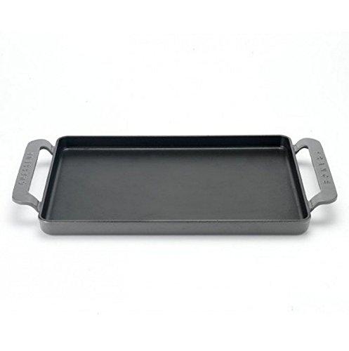 Chasseur - puc335289 - Plancha fonte émaillée 42x24 cm caviar