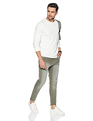 Levis Men's Plain Regular Fit T-Shirt