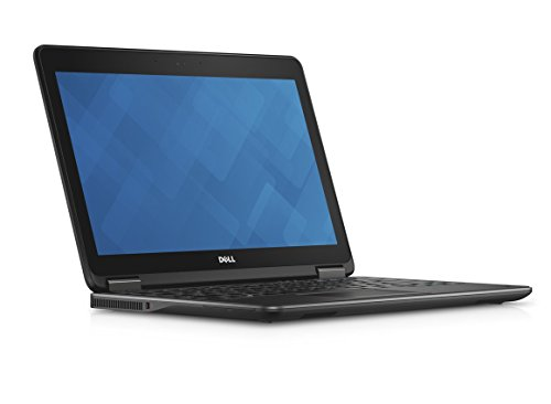 Dell Latitude E7240 (12,5 Zoll Notebook, 31,5 cm, Intel Core-i5 4200U, 2x1,6 GHz, 8 GB RAM, 128 GB SSD, Renew Keyboard, Win 7 Pro 64 Bit) (Zertifiziert und Generalüberholt) (Laptop Dell Latitude)