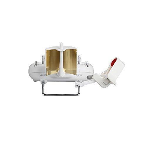 RCstyle Copper Parabolic Antenne Reichweite Booster für DJI Phantom Standard Controller Transmitter Signal Extend Parabolspiegel-antenne