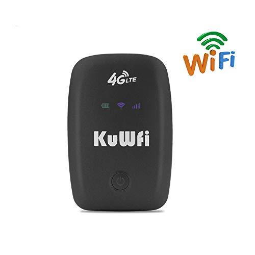 KuWFi 4G WiFi LTE Router
