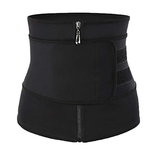 FENTINAYA Frauen Taille Trainer Bauch Gürtel-Body Shaper Gürtel für Sanduhr Shaper Bauch Fett Schwei? Wrap (Trainer Entbeinen Taille)
