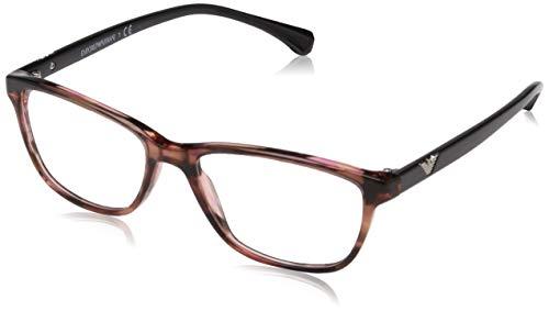 Ray-Ban Damen 0EA3099 Brillengestelle, Acquerello Antique Pink, 52