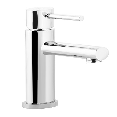 Hindware NEBULA F450009CP Single Lever Basin Mixer with PW (Chrome)