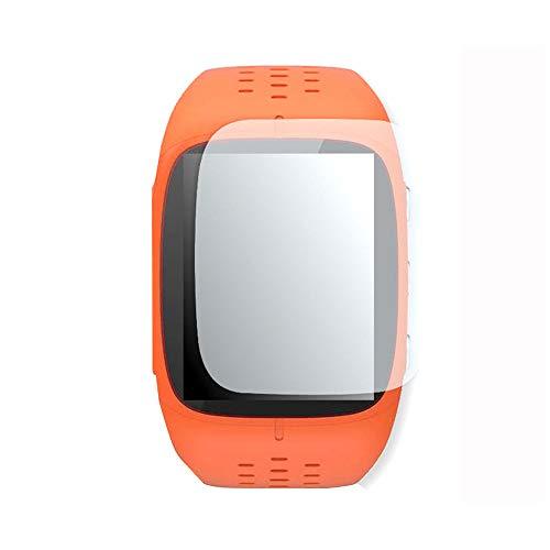 YusellYu_Mädchen Strampler Jumpsuit Yusell  3 stücke Abdeckung für Polar m430 Sport smart Watch juni-12a gehärtetem Glas Film Bildschirm -