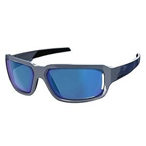 Scott – Obsess ACS Bike Brille (blau/weiß)