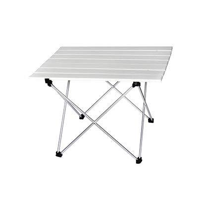 Wulihong-tavolo campeggio tavolo pieghevole pieghevole campeggio escursionismo scrivania da viaggio picnic all'aperto nuovo blu grigio rosa nero lega di alluminio cina ultraleggera s 39,5x35x32cm