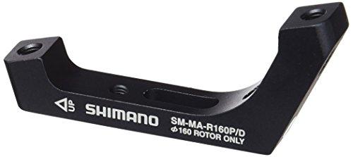 SHIMANO CONVERTER FLAT MOUNT (ROAD) CONVERTER F.ROAD D-BR.-AUFNAHME HR SMMAR160 SCHR.25MM, KABEL ART-NR. I-SMMAR160PDH Flat Mount Adapter