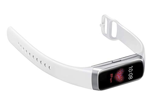 Samsung Galaxy Fit - Smartwatch, color Plata/Negro