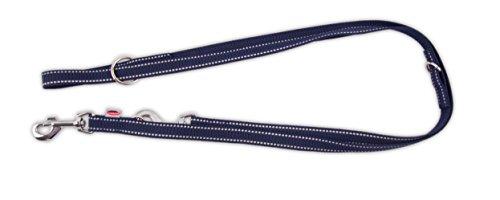 greyhound-hundeleine-reflective-elegance-blau-2m-20mm