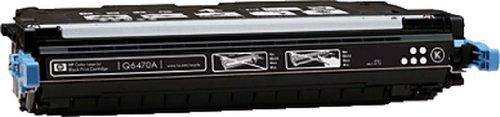 Preisvergleich Produktbild HP Lasertoner/Q6470A schwarz 501A