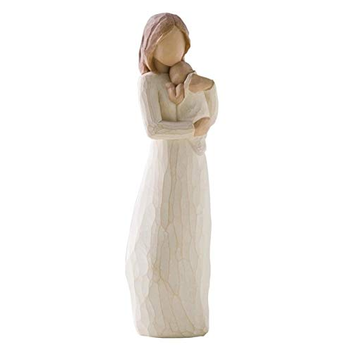 Willow Tree Angel of Mine Newborn Baby and Mother Figurine Lordi 26124 So Loved