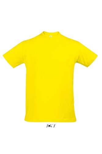 SOL´S Imperial T-Shirt Lemon