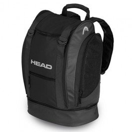 HEAD Tour Backpack 40 Rucksack Unisex, schwarz