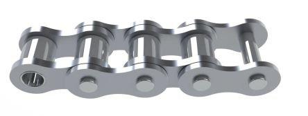 "SEDIS Rollenkette ROLMOR 3/8"" x 7/32"" Typ 06B-1 Teilung 9,525 mm 5m Box"
