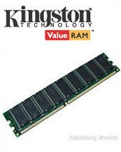 Kingston KVR1333D3N9/2G - Memoria RAM de 2 GB (PC3-1333, DDR3-SD, CL9)
